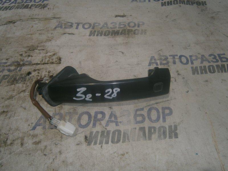 Ручка двери внешняя Toyota Land Cruiser RJ200 1GRFE (б/у)