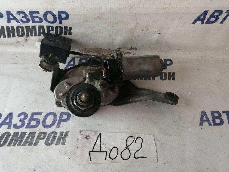 Моторчик заднего дворника Toyota Caldina AT211 задний (б/у)