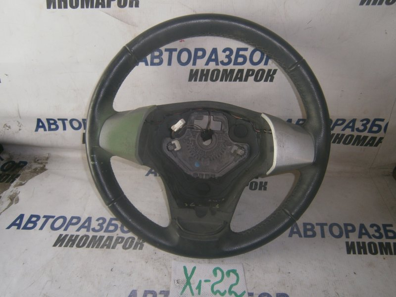 Руль Opel Corsa D A10XEP (б/у)