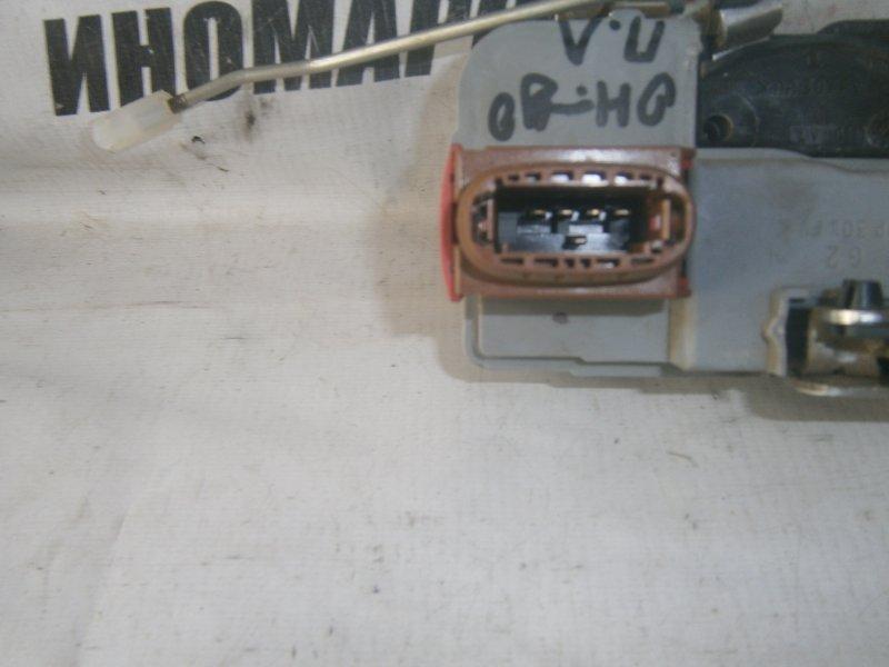 Замок двери передней левой Datsun On-Do 2190 передний левый (б/у)