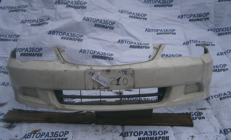 Бампер передний Honda Odyssey RA6 F23A передний (б/у)