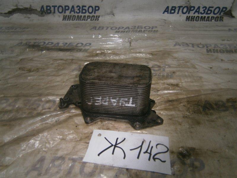 Радиатор масляный Audi A4 Allroad Quattro 8KH AXQ передний (б/у)