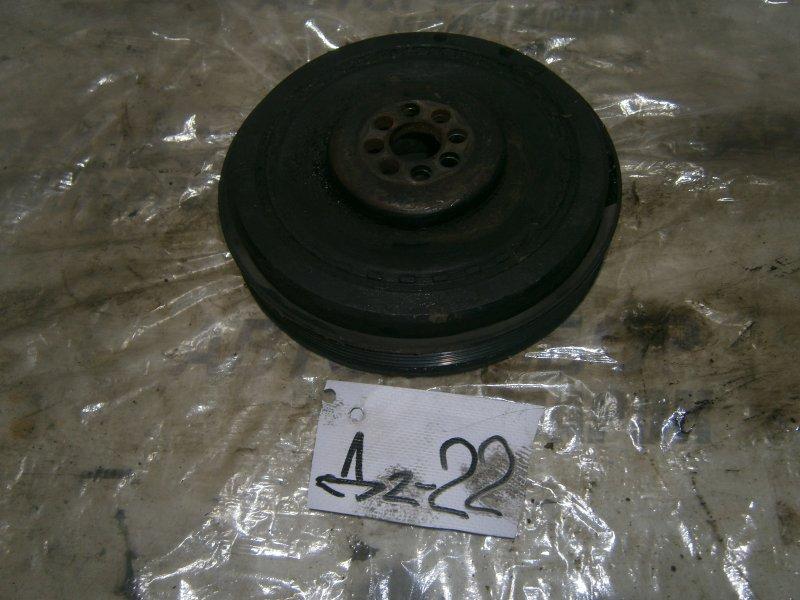 Шкиф коленвала Volkswagen Phaeton 3D1 BAR (б/у)
