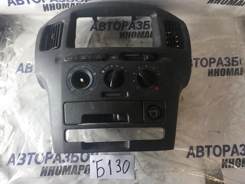 Блок управления климат-контролем Toyota Probox NCP50 1NDTV (б/у)