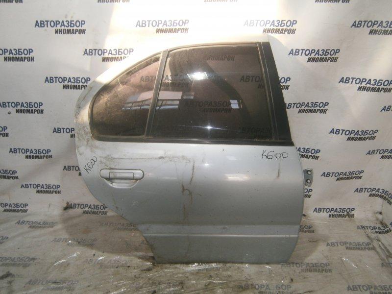 Дверь задняя правая Nissan Primera FHP10 CD20 задняя правая (б/у)