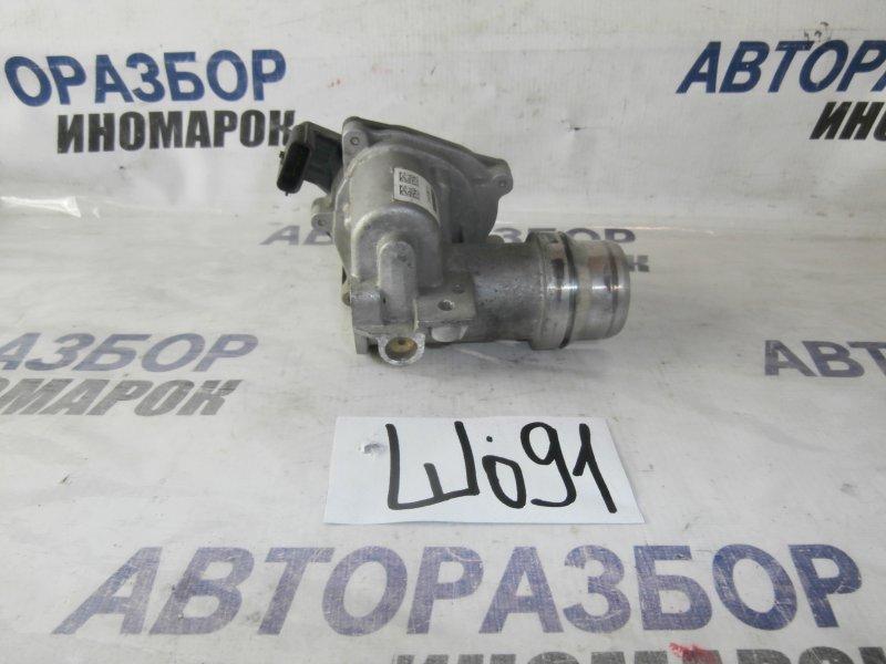 Заслонка дроссельная Renault Duster HSA K9K884 передняя (б/у)