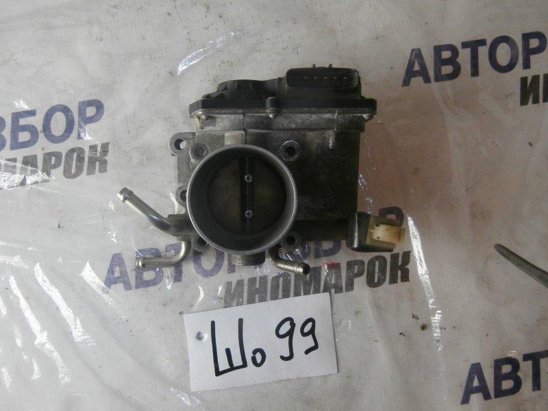 Заслонка дроссельная Toyota Caldina AZT250 1AZFSE передняя (б/у)