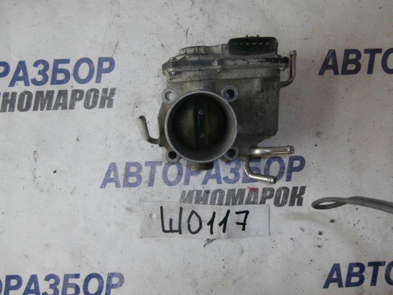 Заслонка дроссельная Toyota Es350 ACV40 2AZFXE передняя (б/у)