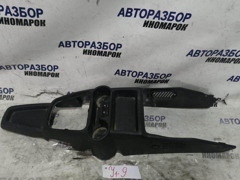 Консоль центральная Datsun On-Do 2195. BD0 (б/у)