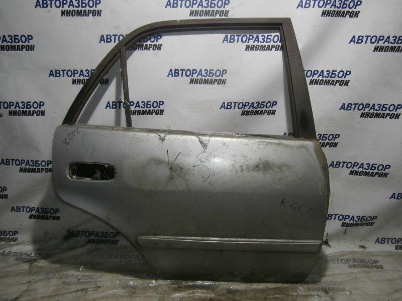Дверь задняя правая Toyota Corolla AE111 4AFE задняя правая (б/у)