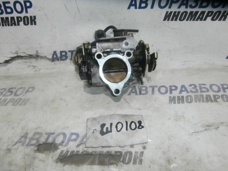 Заслонка дроссельная Toyota Chaser LN130 2LTE передняя (б/у)
