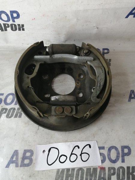 Механизм стояночного тормоза задний левый Datsun On-Do 2195 задний левый (б/у)