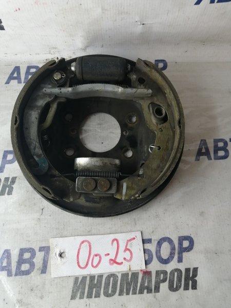 Механизм стояночного тормоза задний правый Datsun On-Do 2195 задний правый (б/у)