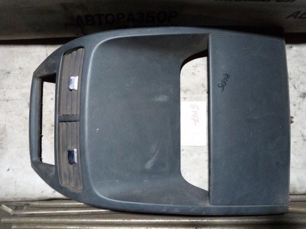 Рамка магнитолы Toyota Opa ACT10 передняя (б/у)