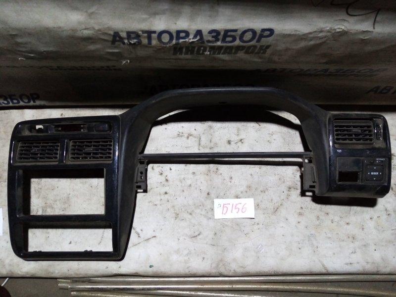 Консоль центральная Toyota Caldina AT210 передний (б/у)