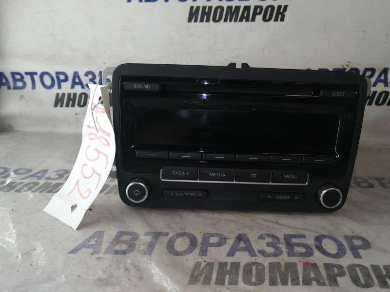 Магнитола Volkswagen Polo 602 передняя (б/у)