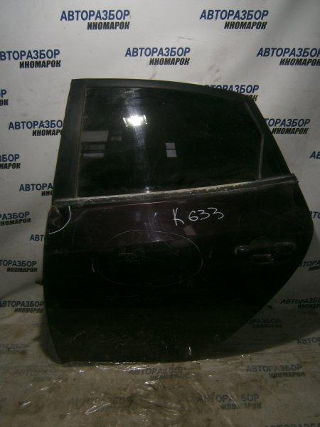 Дверь задняя левая Hyundai Elantra XD задняя левая (б/у)