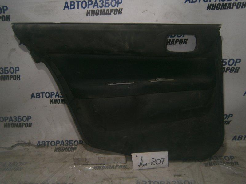 Обшивка двери задней левой Mitsubishi Lancer CS1A задняя левая (б/у)