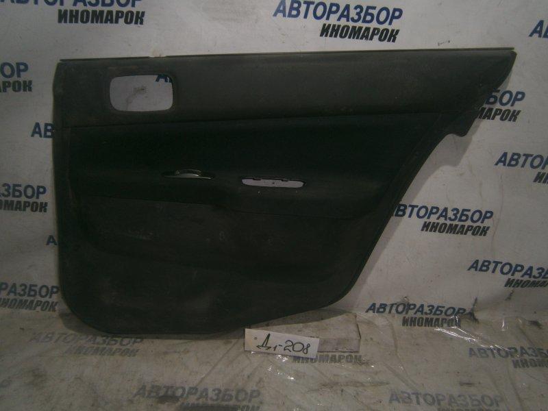 Обшивка двери задней правой Mitsubishi Lancer CS1A задняя правая (б/у)
