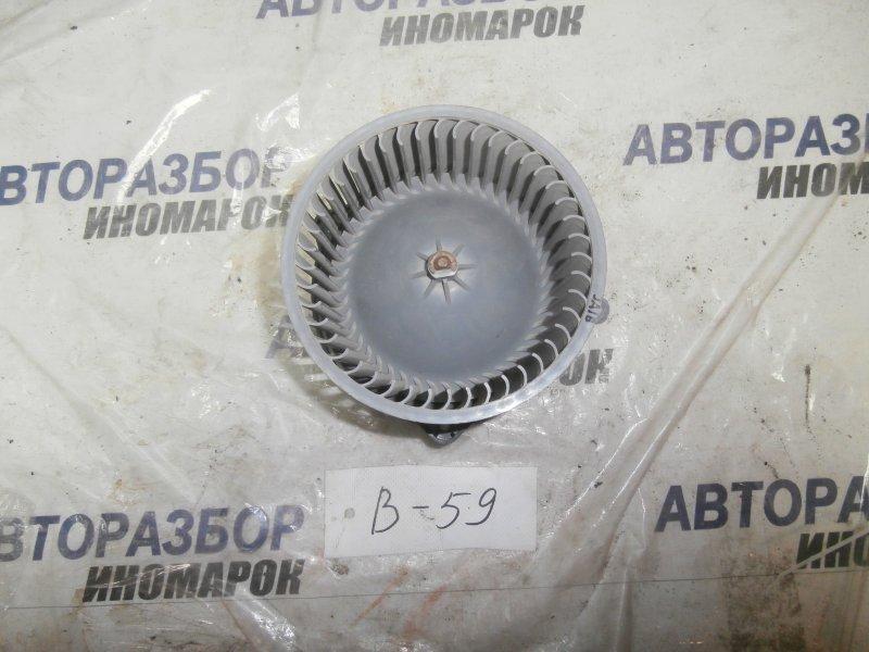 Мотор печки Лада Приора 2170 передний (б/у)