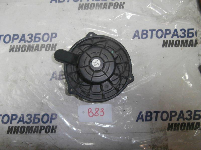 Мотор печки Hyundai Santa Fe CM передний (б/у)