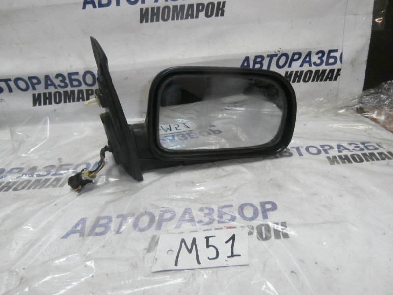 Зеркало правое Mitsubishi Rvr N33W 4D68 переднее правое (б/у)