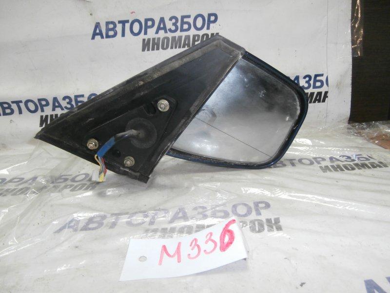 Зеркало правое Mitsubishi Montero H72W переднее правое (б/у)