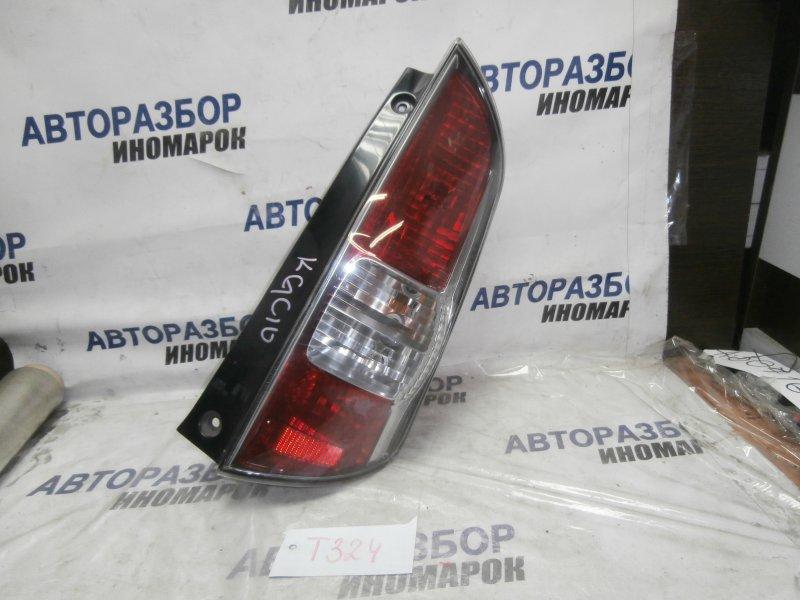 Фонарь задний правый Daihatsu Boon M300S 1KRFE задний правый (б/у)