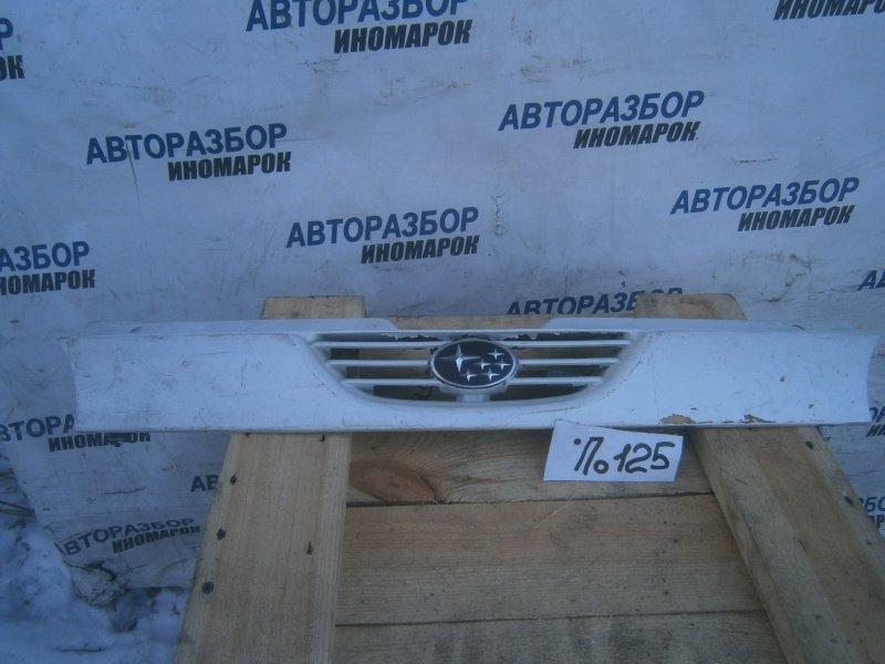 Решетка радиатора Subaru Impreza GC1 (б/у)