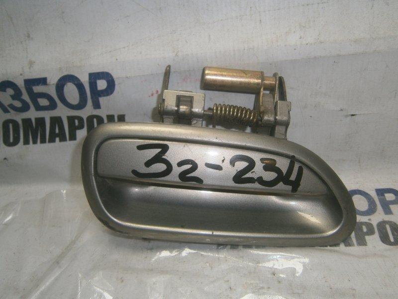 Ручка двери внешняя Subaru Impreza GC1 задняя правая (б/у)