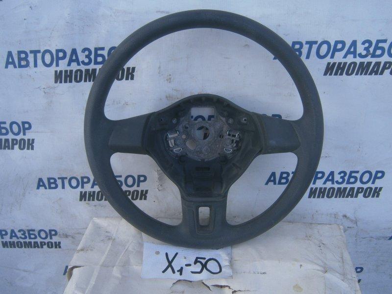 Руль Volkswagen Polo 601 передний (б/у)