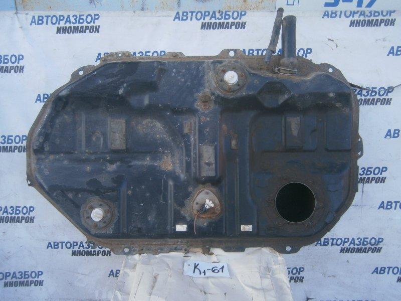 Бак топливный Mitsubishi Bravo CS1A 4G15 задний (б/у)