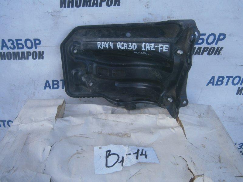 Крепление аккумулятора Toyota Rav 4 ACA30 переднее (б/у)