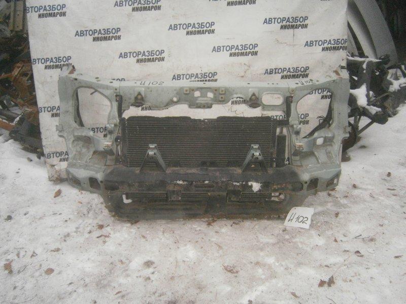 Рамка радиатора Mitsubishi Dingo CQ1A 4G13 передняя (б/у)