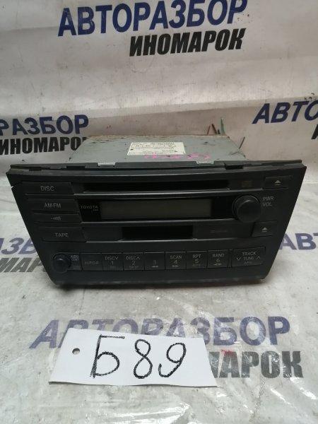Магнитола Toyota Mark Ii GX110 (б/у)