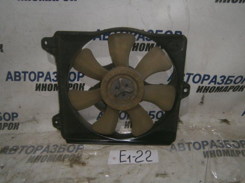 Диффузор радиатора Toyota Corolla Ii EXZ10 передний (б/у)
