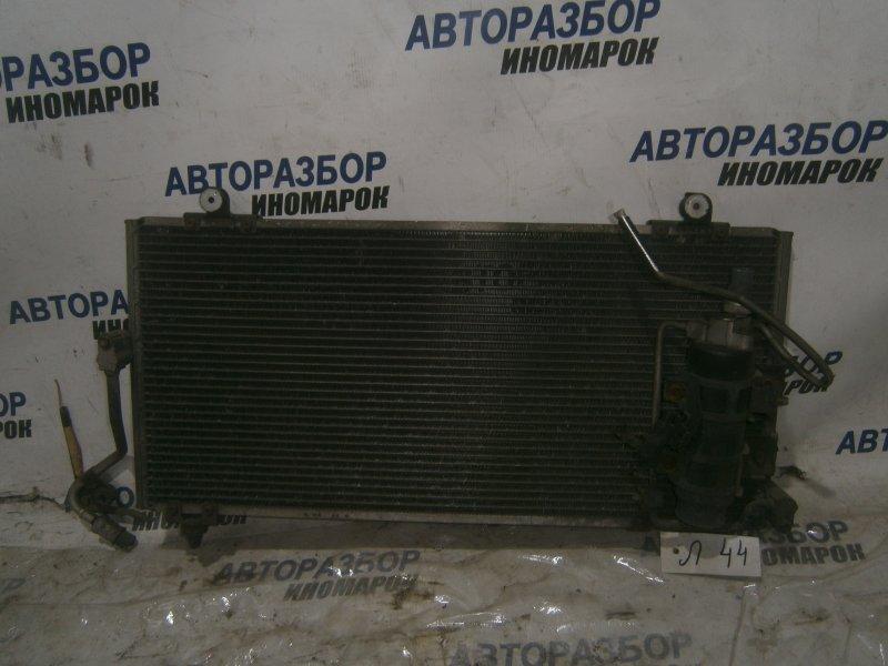 Радиатор кондиционера Toyota Raum EXZ10 5EFE передний (б/у)