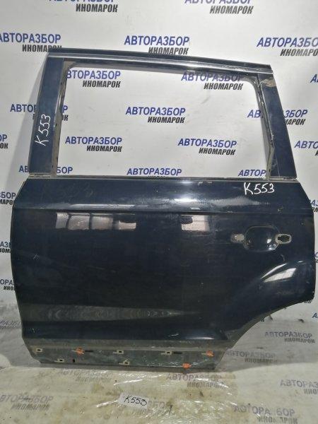 Дверь задняя левая Audi Q7 4LB задняя левая (б/у)