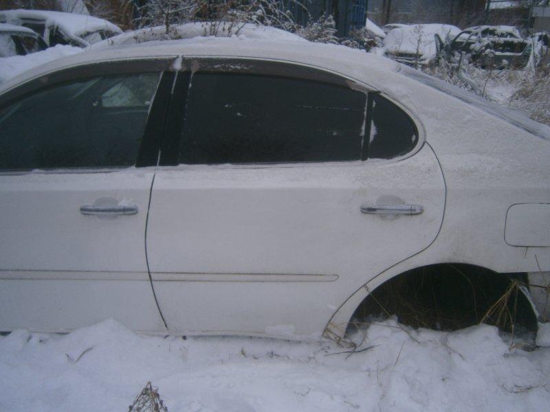 Дверь задняя левая Toyota Windom MCV30 задняя левая (б/у)