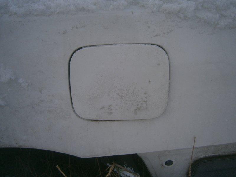 Лючок бензобака Toyota Windom MCV30 задний левый (б/у)