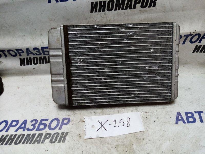 Радиатор печки Mercedes-Benz C-Class C-Class W203 передний (б/у)