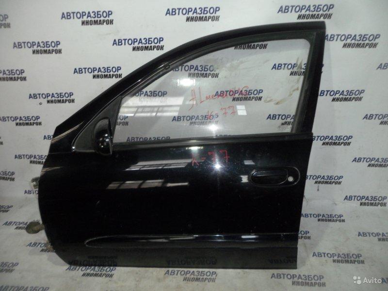 Дверь передняя левая Nissan Almera Classic B10 передняя левая (б/у)