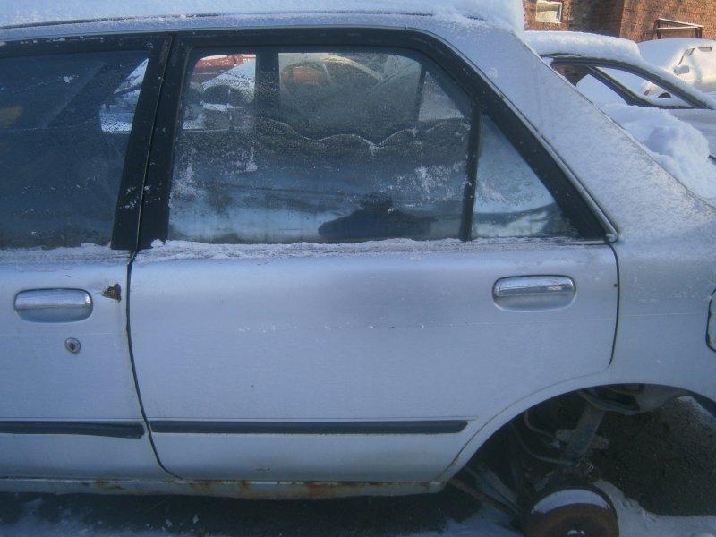 Дверь задняя левая Toyota Carina AT170 задняя левая (б/у)