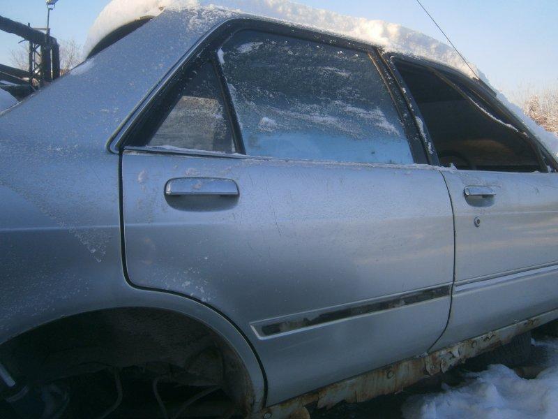 Дверь задняя правая Toyota Carina AT170 задняя правая (б/у)