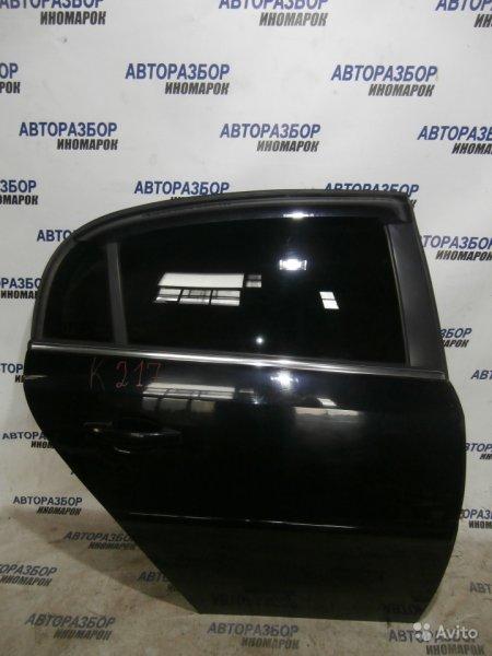 Дверь задняя правая Opel Vectra C задняя правая (б/у)