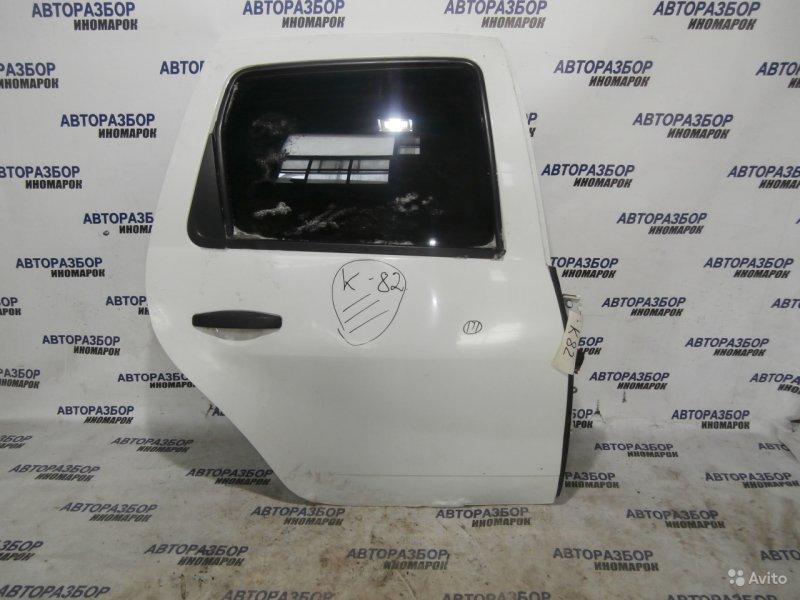 Дверь задняя правая Renault Duster HSA задняя правая (б/у)