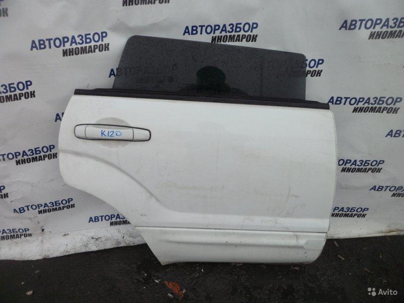 Дверь задняя правая Subaru Forester SG5 задняя правая (б/у)