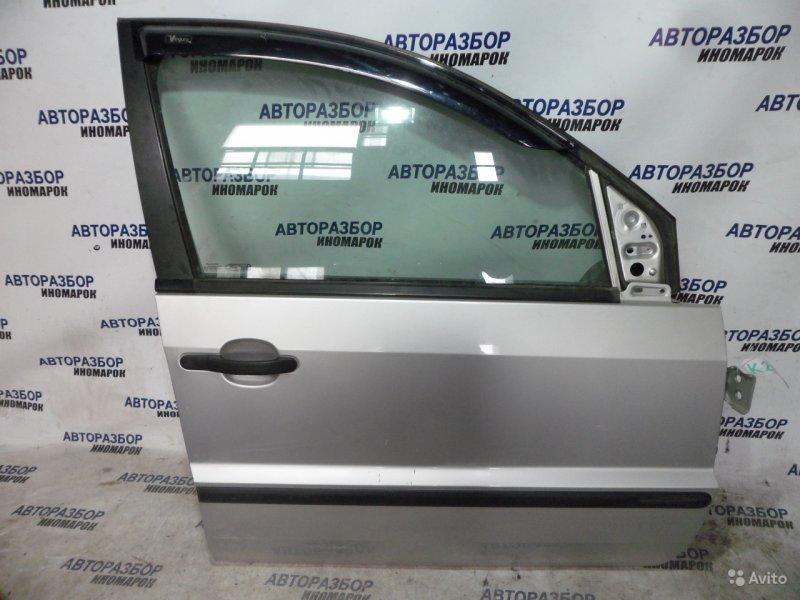 Дверь передняя правая Ford Fiesta CBK передняя правая (б/у)