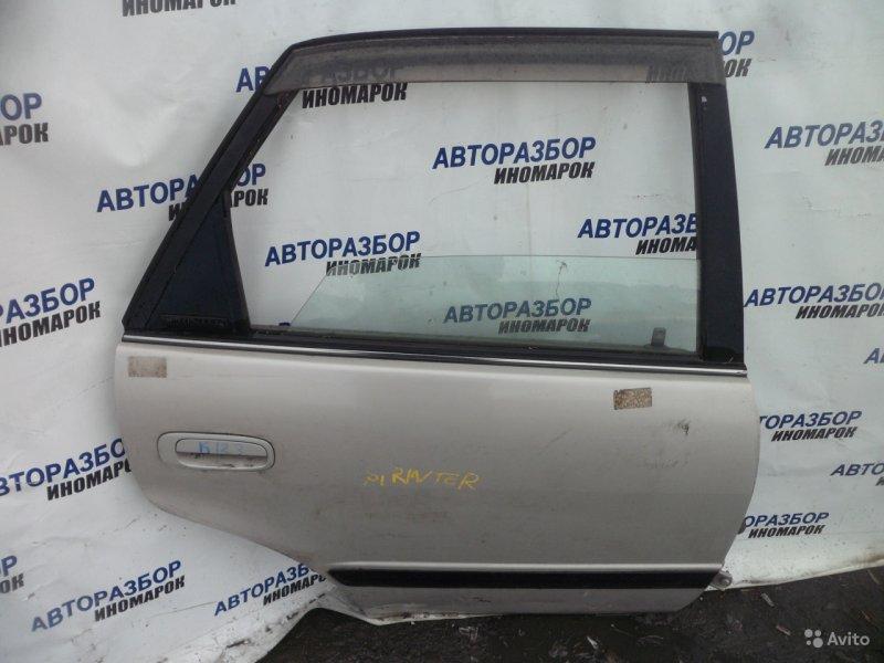 Дверь задняя правая Toyota Sprinter AE110 задняя правая (б/у)