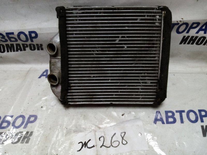 Радиатор печки Toyota Avensis Verso ACM20 передний (б/у)